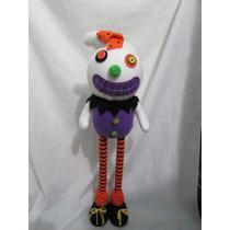 Muñeco De Tela Para Decoración De Halloween