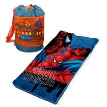 Tb Sleping Bag Marvel Spiderman Slumber Bag Set