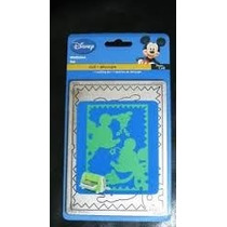Scrapbook Cuttlebug Suaje Disney Mickey Mouse Muerdago