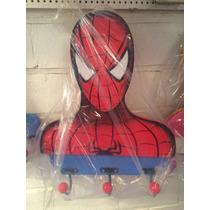 Peechero Hombre Araña Spider Man Lagunilla 35 Por 35 Cm
