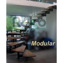 Escalera Residencial Modular Para Cuaquier Espacio