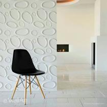 Wallart Panel Decorativo 3d Producto Ecológico 400.00 M2