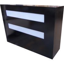 Barra Cantina Lounge Luminosa Luz Minimalista Lluminat