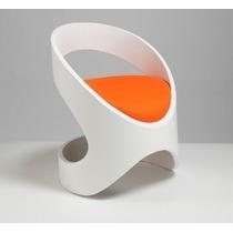Silla Minimalista De Diseño De Lujo.. Alta Calidad. Lluminat