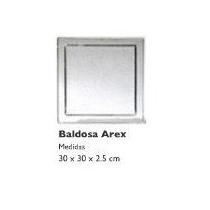 Maa Traga Luz, Baldos De Vidrio De 30x30x2.5 Cms