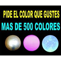 Esferas D Fibra D Vidrio, Lamparas, Decoración Pared, Jardin