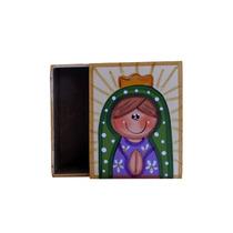 Caja Pequeña Con Virgencita De Guadalupe