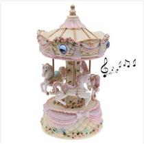 Caja De Música Hermoso Carrusel