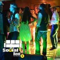 Renta Audio,salas Lounge, Vintage, Calentadores,mesas Sillas