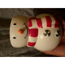Muñeco De Nieve | Dulcero | Navidad | Galletas