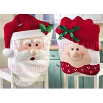 Kit Patrones Imprimibles Para Forros Sillas Navidad Arbol