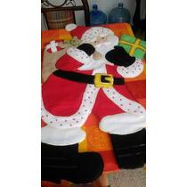 Santa Claus De Fieltro Gigante