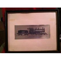 Cuadro De Tren Cannonball Express 1896 By Robert Kern
