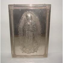 La Virgen Guadalupe En Cuadro De Metal