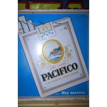 Publicidad Antigua Cigarros Pacifico