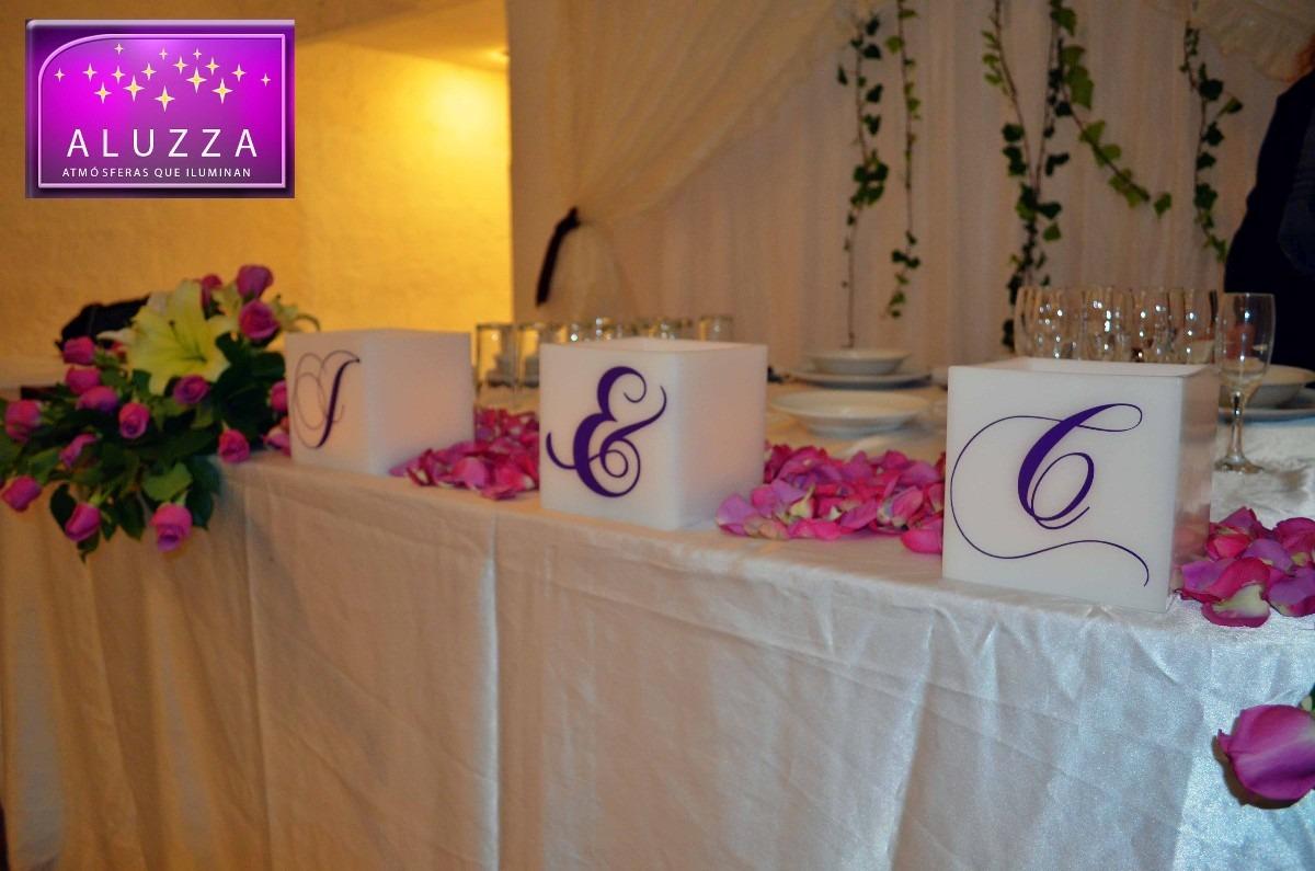 Decoracion de mesa principal para boda detalle de la for Adornos d mesa para boda