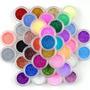 45 Pigmentos Para Unas Glitter