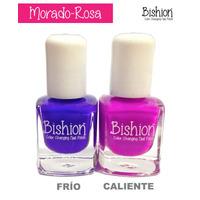 Esmaltes De Uñas Que Cambian De Color- Bishion
