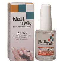 Tratamiento Para Uñas Nail Tek Xtra 15 Ml. Hecho En U.s.a.