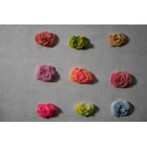 Flores Para Uñas En 3d