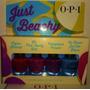Esmaltes Opi Sre63 - Just Beachy 4 Set De 3.75ml