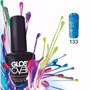 Esmalte Gel Uñas Tipo Gelish Gloss Over Color Blue Drops