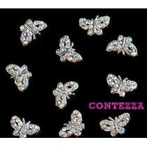 10pz Diseño Uñas Decoracion Piedras Diseños Calidad Moda