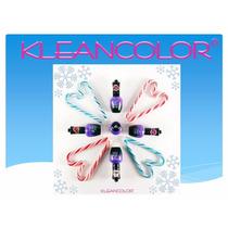 One Step Gel Lacquer Kleancolor 6 Pzs+lampara Envio Gratis
