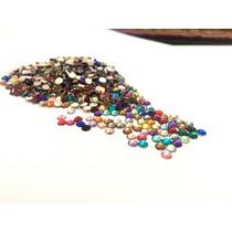 1000 Piedras Cristal Decoracion Uñas Acrilico Swarovski