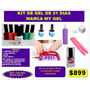 Kit Gel 21 Dias My Gel 10 Colores Uñas Regalo