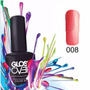 Esmalte Gel Uñas Tipo Gelish Gloss Over Color Carnelian 15ml
