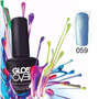 Esmalte Gel Uñas Tipo Gelish Gloss Over Color Mermaid 15ml
