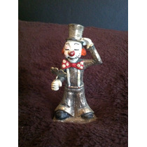 Figurita De Payaso Metal