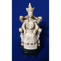Figura Oriental Emperatriz De Los Dragones