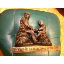 Figura Antigua Ye Maunna Tramp On The Scotchthristle Laddie