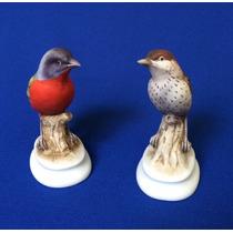 Figuras De Aves Lefton Kw1184