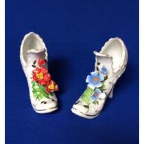 Par De Zapatos De Porcelana De Taiwan Lego