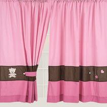 Juego De Cortinas Baby Pink Maa