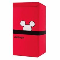 Cesto Multiusos Ropa O Juguetes Mickey Minnie Pooh Chiquimun