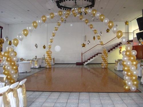 Decoracion y arreglos con globos cualquier tipo de evento - Adornos de globos ...