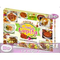 Cocina Mexicana Doña Lupita 1 Tomo Ibalpe