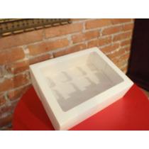Paquete De Cajas Para Cupcakes Esta Es Para 12 Cup.