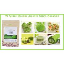 Te Verde Matcha Japones 100% Organico 100gr Calidad Premium