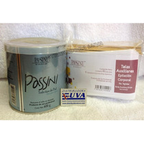 Cera Depilatoria Waxy Passini 600g.