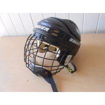 Casco De Hockey Joki Marca Bauer Rendija 51-57 Cm. #268