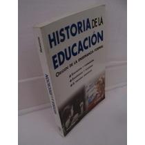 Historia De La Educación {david Hamilton}