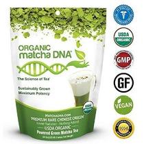 Matcha Adn Orgánico Certificado Matcha Té Verde 10 Oz.