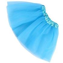 Chicas Exdream Kids Azul Danza Ballet Tutu Falda Vestir Traj