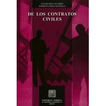 Libro De Los Contratos Civiles De Fausto Rico Alvarez