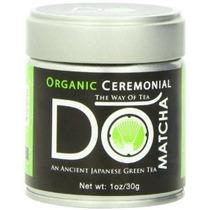 Domatcha Té Verde Matcha Orgánica 1.0 Onzas Lata